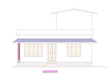 myHut home plans - myHut HomePlans, myHur Realtors, myHut.in, Home Plans Elevation kerala india Kannur
