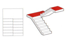 myHut.in - myHut Realtors Home Plans Stair type Information Dog Legged